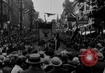 Image of grand parade Hagerstown Maryland USA, 1929, second 15 stock footage video 65675072934