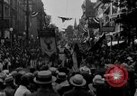 Image of grand parade Hagerstown Maryland USA, 1929, second 16 stock footage video 65675072934