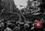 Image of grand parade Hagerstown Maryland USA, 1929, second 20 stock footage video 65675072934