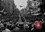 Image of grand parade Hagerstown Maryland USA, 1929, second 22 stock footage video 65675072934