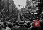 Image of grand parade Hagerstown Maryland USA, 1929, second 23 stock footage video 65675072934