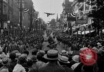 Image of grand parade Hagerstown Maryland USA, 1929, second 24 stock footage video 65675072934