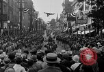 Image of grand parade Hagerstown Maryland USA, 1929, second 25 stock footage video 65675072934