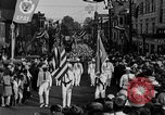 Image of grand parade Hagerstown Maryland USA, 1929, second 30 stock footage video 65675072934