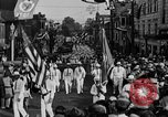 Image of grand parade Hagerstown Maryland USA, 1929, second 32 stock footage video 65675072934
