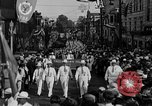 Image of grand parade Hagerstown Maryland USA, 1929, second 35 stock footage video 65675072934