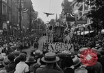Image of grand parade Hagerstown Maryland USA, 1929, second 36 stock footage video 65675072934