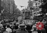 Image of grand parade Hagerstown Maryland USA, 1929, second 37 stock footage video 65675072934