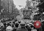 Image of grand parade Hagerstown Maryland USA, 1929, second 40 stock footage video 65675072934