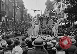 Image of grand parade Hagerstown Maryland USA, 1929, second 41 stock footage video 65675072934