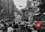 Image of grand parade Hagerstown Maryland USA, 1929, second 42 stock footage video 65675072934