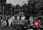 Image of grand parade Hagerstown Maryland USA, 1929, second 50 stock footage video 65675072934
