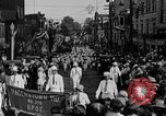 Image of grand parade Hagerstown Maryland USA, 1929, second 54 stock footage video 65675072934