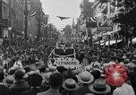 Image of grand parade Hagerstown Maryland USA, 1929, second 59 stock footage video 65675072934