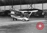 Image of French midget aircraft Paris France, 1935, second 17 stock footage video 65675072935