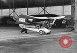 Image of French midget aircraft Paris France, 1935, second 18 stock footage video 65675072935