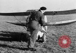Image of French midget aircraft Paris France, 1935, second 20 stock footage video 65675072935