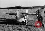 Image of French midget aircraft Paris France, 1935, second 21 stock footage video 65675072935