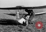 Image of French midget aircraft Paris France, 1935, second 23 stock footage video 65675072935