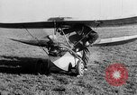Image of French midget aircraft Paris France, 1935, second 24 stock footage video 65675072935