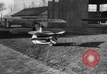 Image of French midget aircraft Paris France, 1935, second 25 stock footage video 65675072935