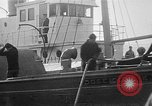 Image of Coast Guard officials New York United States USA, 1931, second 29 stock footage video 65675072967