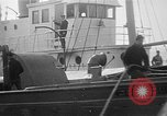 Image of Coast Guard officials New York United States USA, 1931, second 30 stock footage video 65675072967