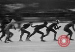 Image of Silver Skates Derby Manhattan New York City USA, 1931, second 16 stock footage video 65675072974
