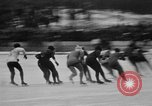 Image of Silver Skates Derby Manhattan New York City USA, 1931, second 17 stock footage video 65675072974