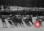 Image of Silver Skates Derby Manhattan New York City USA, 1931, second 18 stock footage video 65675072974