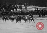 Image of Silver Skates Derby Manhattan New York City USA, 1931, second 21 stock footage video 65675072974