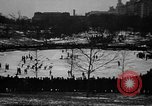 Image of Silver Skates Derby Manhattan New York City USA, 1931, second 22 stock footage video 65675072974