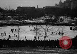 Image of Silver Skates Derby Manhattan New York City USA, 1931, second 25 stock footage video 65675072974