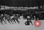 Image of Silver Skates Derby Manhattan New York City USA, 1931, second 37 stock footage video 65675072974