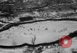Image of Silver Skates Derby Manhattan New York City USA, 1931, second 39 stock footage video 65675072974
