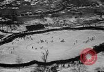 Image of Silver Skates Derby Manhattan New York City USA, 1931, second 40 stock footage video 65675072974