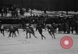 Image of Silver Skates Derby Manhattan New York City USA, 1931, second 52 stock footage video 65675072974