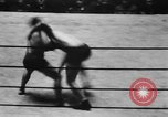 Image of wrestling match New York United States USA, 1931, second 18 stock footage video 65675072976