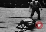 Image of wrestling match New York United States USA, 1931, second 25 stock footage video 65675072976
