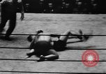 Image of wrestling match New York United States USA, 1931, second 27 stock footage video 65675072976