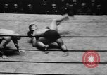 Image of wrestling match New York United States USA, 1931, second 28 stock footage video 65675072976