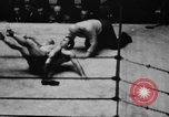 Image of wrestling match New York United States USA, 1931, second 60 stock footage video 65675072976