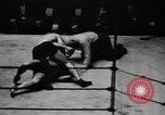 Image of wrestling match New York United States USA, 1931, second 62 stock footage video 65675072976