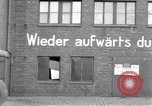 Image of Soldiers of the U.S. 4th Cavalry Regiment enter Erftwerk factory  Grevenbroich Germany, 1945, second 11 stock footage video 65675072983
