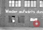 Image of Soldiers of the U.S. 4th Cavalry Regiment enter Erftwerk factory  Grevenbroich Germany, 1945, second 12 stock footage video 65675072983