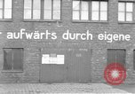Image of Soldiers of the U.S. 4th Cavalry Regiment enter Erftwerk factory  Grevenbroich Germany, 1945, second 17 stock footage video 65675072983