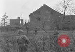 Image of U.S. Army 4th Cavalry troops enter Erftwerk factory  Grevenbroich Germany, 1945, second 3 stock footage video 65675072984