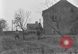 Image of U.S. Army 4th Cavalry troops enter Erftwerk factory  Grevenbroich Germany, 1945, second 7 stock footage video 65675072984