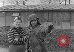 Image of U.S. Army 4th Cavalry troops enter Erftwerk factory  Grevenbroich Germany, 1945, second 20 stock footage video 65675072984