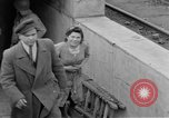 Image of U.S. Army 4th Cavalry troops enter Erftwerk factory  Grevenbroich Germany, 1945, second 58 stock footage video 65675072984